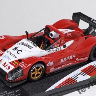 Ferrari  F333 SP - Magny Cours SRWC 1999 1:43  №55