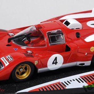 Ferrari 512M  - 9 ore Kyalami - Copia IXO 1:43 №10