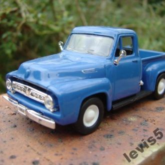 Ford F 100 Pick Up 1953 Yat Ming  масштаб 1:43