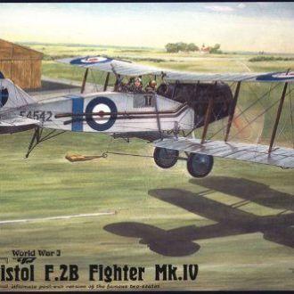 Roden - 428 - Bristol F.2b Fighter Mk.IV - 1:48