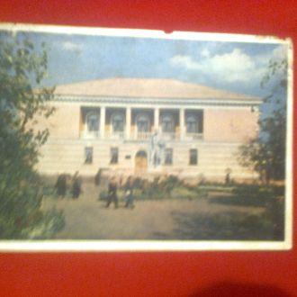 КИРОВОГРАД .ДЕТСКАЯ БИБЛИОТЕКА  ИМ.ГАЙДАРА 1961ГОД