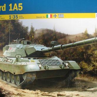 Сборная модель танка Leopard 1A5 1:35 Italeri 6481