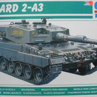 Сборная модель танка Leopard 2A3 1:35 ESCI/ERTL