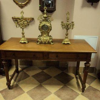 Письменный стол, бюро, Франция, массив
