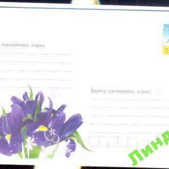 Украина ХМК 2009 ирисы цветы флора в