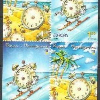 Босния и Герцеговина 2004 Европа СЕПТ буклет**