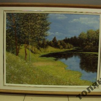 картина пейзаж галас 2001
