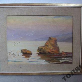 картина пейзаж море одесса бессараба