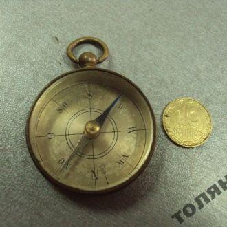 компас антикварный винтажный