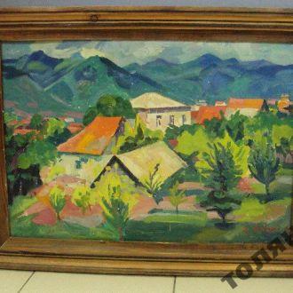 картина пейзаж азизян