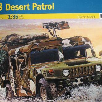 Hummer M 998   Desert Patrol 1:35 Italeri