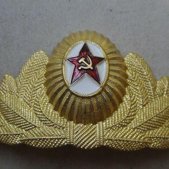 Кокарда СССР новая