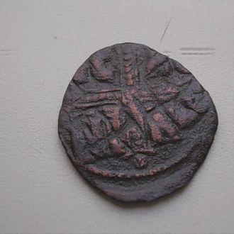византия смещение на кресте