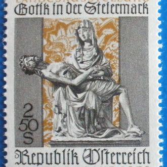 Австрия. 1978 г. Статуя**