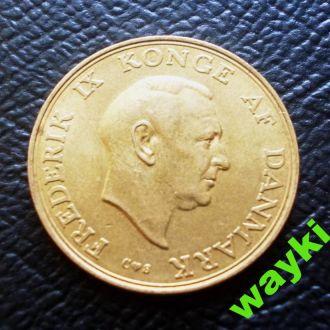 Дания 1 крона 1957 г.