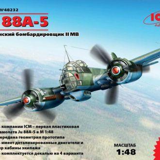 ICM - 48232 - Ju 88A-5 - 1:48