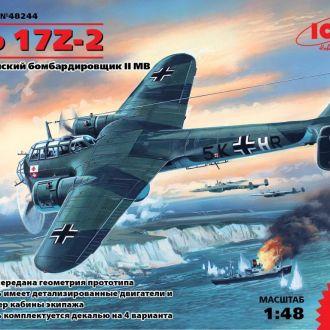 ICM - 48244 - Do 17Z-2 - 1:48