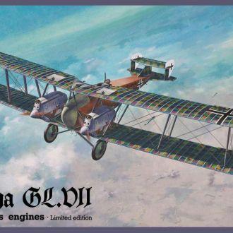 Bat Project - 72004 - Gotha GL.VII с двиг Mercedes