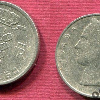 Бельгия 5 франков 1949 Belgique