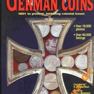 Krause - Каталог монет Германии с 1601 г. - на CD