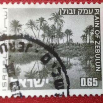 марка Израиль старая с 1 гривны