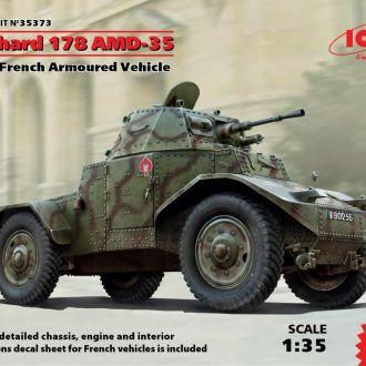 ICM - 35373 - Panhard 178 AMD-35 - 1:35