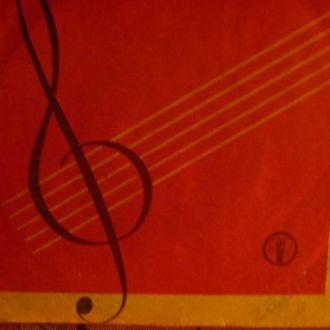 Пластинка Ирмы Сохадзе (индийские песни)