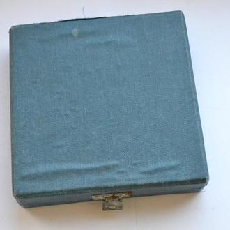 """Медаль настольная в коробке """"Triola 50"""" (предположительно Хорватия)"""