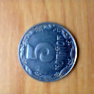 колекціонна монета: 5 копійок-1992 р