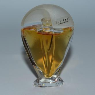 миниатюра desirade aubusson eau de parfum 4,0 мл оригинал винтаж