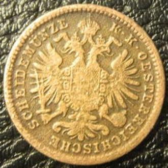 1 крейцер 1885 Австро-Угорщина