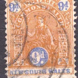 GB  Колонии . Австралия - New South Wales 1903 г -