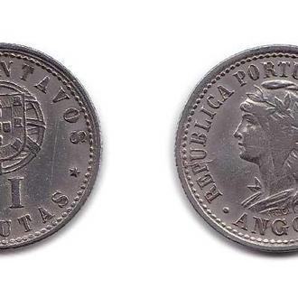 Ангола Португальская 10 сентаво / 2 макуты 1927