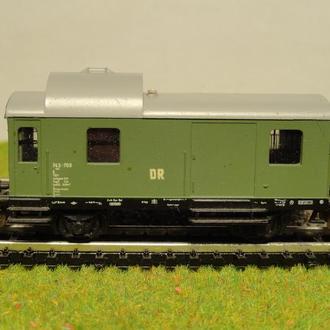 (1387) бригадный вагон в масштабе TT (1:120)