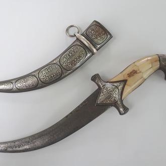 Нож ритуальный, Индия, 19 в.