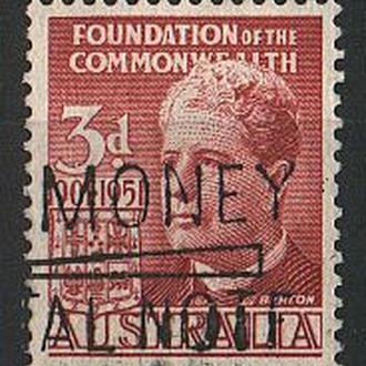 1951 - Австралия - 50 лет Содружества Mi.209