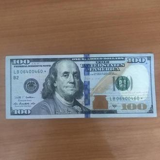 Номінал 100$