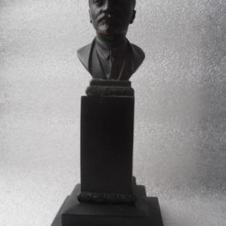 Бюст Ленин 1955 год,бронза