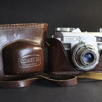 Фотоаппарат Comet 35 bencini, 1950 год