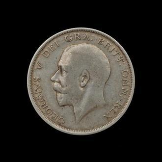 1/2 Кроны 1916,(20) Великобритания