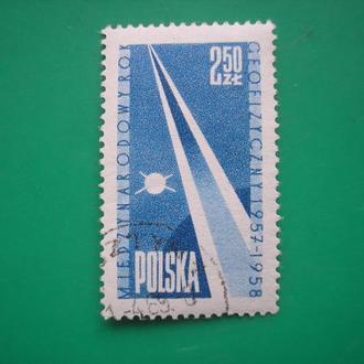 Польша   1958 Космос *