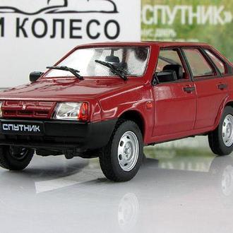 ВАЗ 2109 Автолегенды СССР №74