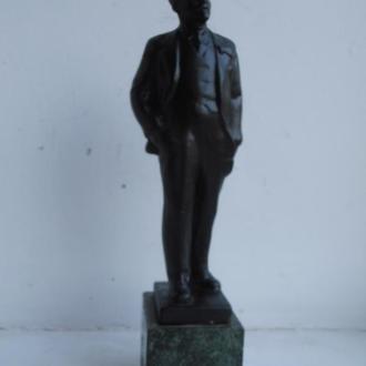 Скульптура Ленин в кепке Мытищи СССР