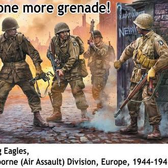 Master Box 3574 101-я Десантно-штурмовая дивизия США, 1944-45, 1/35