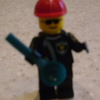 Фигурка Lego (оригинал)