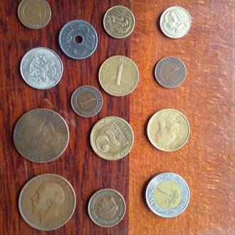 монети різні
