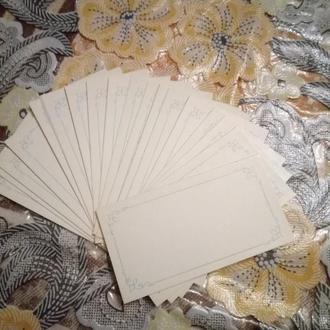 визитные карточки 22 шт