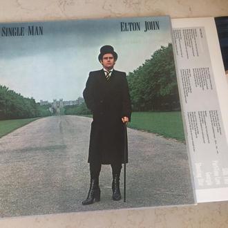 Elton John – A Single Man ( USA ) LP