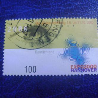 EXPO 2000, Ганновер.