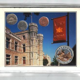 Набор монет Канады сувенирный